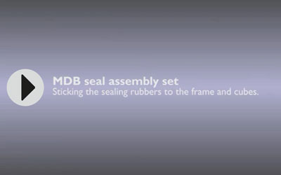 Installation video of Plymovent Seal Assembly Set